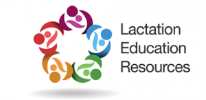 Lactation Education Resources Logo