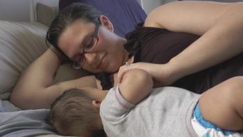 Rachel & Baby